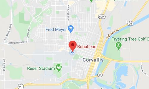 corvallis map